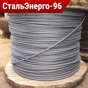 Канат двойной свивки типа ТК ГОСТ 3070-88